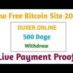 😱OMG New Free Bitcoin Mining Site 2020 | Earn Free Bitcoin Dogecoin Without Investment | Live Proof