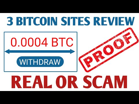 Free 3 bitcoin mining sites review | real or scam | Technical ahsan