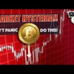 🔻URGENT! Cryptocurrency Market PLUMMETS!! DO NOT PANIC! WATCH THIS BEFORE YOU DO ANYTHING!