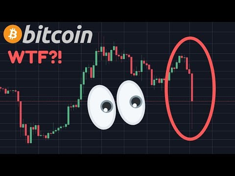 WTF JUST HAPPENED TO BITCOIN???! | 200-Week MA Support?