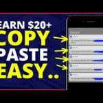 Earn $20 To Your PayPal | Make Money Online (EASY COPY/PASTE)