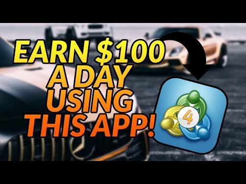Earn $100 a Day Using This App! (Forex - Make Money Online)