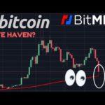 BITCOIN CRASHING! BTC FAILING AS SAFE HAVEN?!! GOLD ALSO CRASHING! | BitMEX Overload..