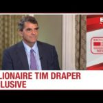 Billionaire Tim Draper on Bitcoins, artificial intelligence & more | ET NOW Exclusive