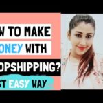 What is Dropshipping and How to Make Money Online Drop-Shipping in 2020 | The Menka Vlog