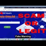 Crypto-time.ltd Scam Or Legit | New Double Bitcoin Site 2020 | Double Your Bitcoin In 24 Hours