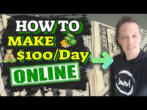 $100/day - How to Make Money Online [Simple Version]