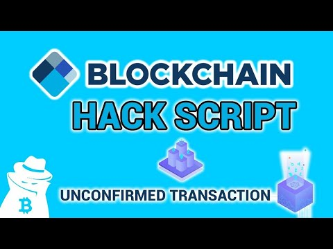 Blockchain Hack 2020 GENERATES Unlimited Bitcoin 100% WORKING bitcoin hacked