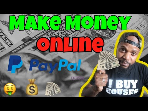 Make money online with Paypal & CashBack Rewards