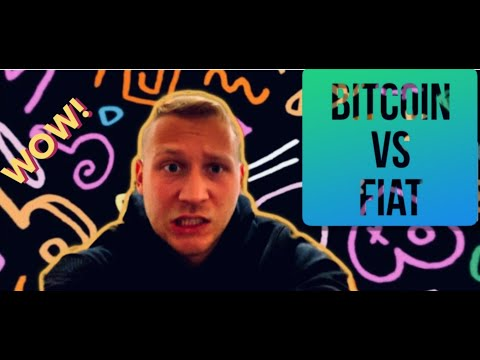THE KEY Difference Between Bitcoin & Fiat Scam the World Needs to Know - DEBTS VS. CRYPTOGRAPHY