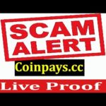 Coinpays.cc Scam   New Free Bitcoin Cloud Mining Site 2020   Live Proof