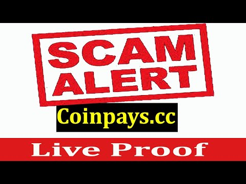 Coinpays.cc Scam | New Free Bitcoin Cloud Mining Site 2020 | Live Proof