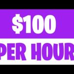 Make $100 Over And Over PASTING LINKS! (Make Money Online Tutorial)