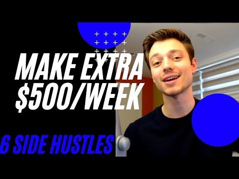 How to Make Money Online | 6 Best Side Hustle Ideas 2020