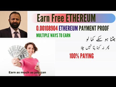 faucetcrypto | Earn Money Online | Live 0.00108904 Ethereum Payout | How To Create faucetcrypto.