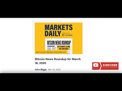 Coindesk Bitcoin News Daily