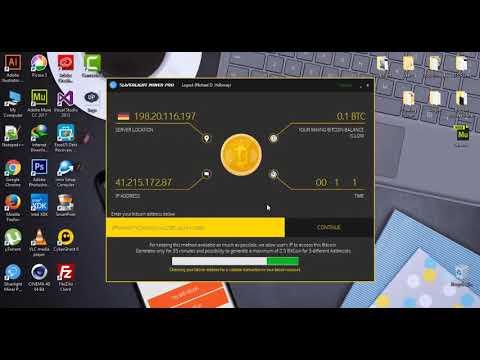 free bitcoin mining tool   silver light miner pro 2020 720p