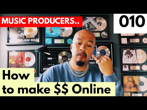 Music producers - how to make money online | Illmind guide