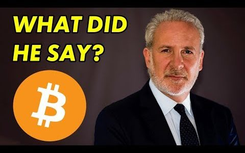 Institutions are Selling Gold…NOT Bitcoin |  Peter Schiff's Latest Podcast