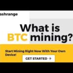 Hashrange | Online Cloud Bitcoin Mining - Bitcoins & Cryptocurrency Mining on Daily Basis