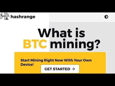 Hashrange   Online Cloud Bitcoin Mining - Bitcoins & Cryptocurrency Mining on Daily Basis