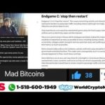 Saturday Morning #LIVE Call-In Show – Bitcoin, News, Coronavirus, Life, the Universe & Everything