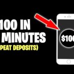 Get Paid $100 IN 5 MINUTES (Make Money Online Today)