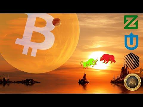 Bitcoin Resilient In Global Economic Turmoil | Crypto News Zcoin, Uptrennd, Akon's Akoin