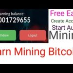 New bitcoin earning website free earn by watching ads.Amazing.Job And Earning