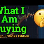 Cryptocurrency + Stocks I Am Buying NOW! Bitcoin Recovery Coming! (News + Bybit Trading Analysis)