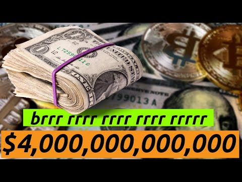 FED To Print $4 TRILLION | Global Markets Collapsing | Bitcoin News