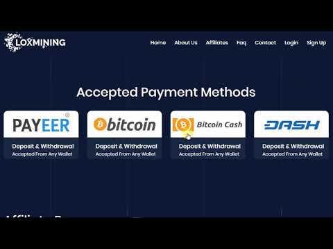 Tuh…masuk lagi ke indodax II loxmining II bitcoin mining legit Update )