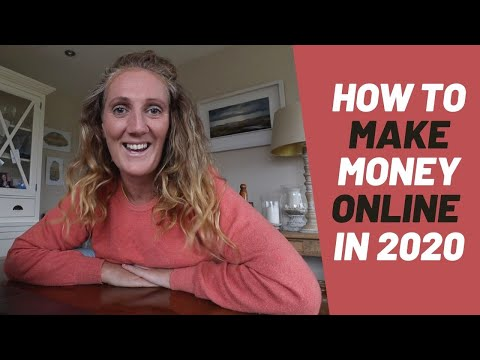 7 Ways To MAKE MONEY ONLINE in 2020 [My PERSONAL Tips]