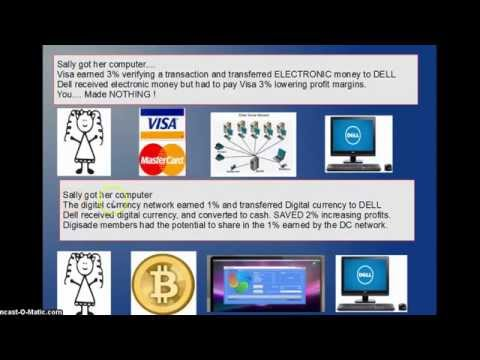 Digisade: How Does Bitcoin Work – Watch This And You Will Get Digital Currency