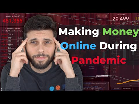 How To Make Money Online During A Pandemic