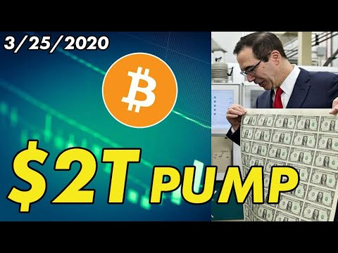 $2T PUMP - Will It Work?  | Bitcoin and Cryptocurrency News