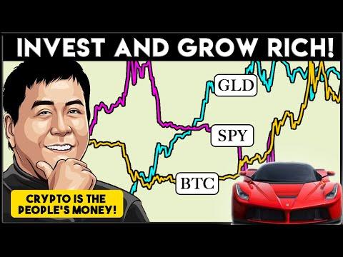 RICH MAN'S MINDSET | Eye Opening Interview Robert Kiyosaki | Bitcoin Price News Analysis BTC USD TA