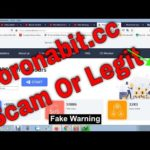 coronabit.cc Scam Or Legit | Double your Bitcoin In 24 Hours |Legit bitcoin investment2020 | Youtube
