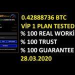 💎Free Bitcoin Mining | Free Bitcoin Miner VİP 1 Plan Tested💎