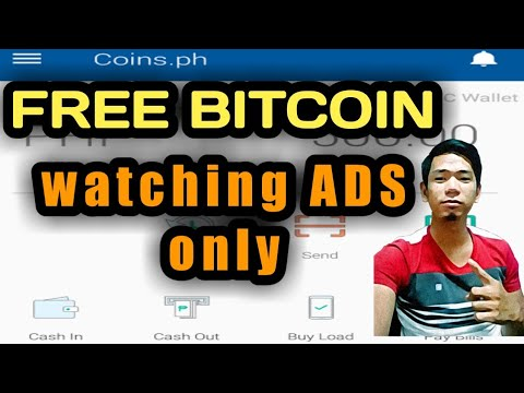 FREE BITCOIN by Watching ADS   online job philippines