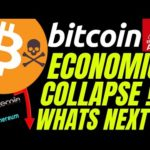 ECONOMIC COLLAPSE??? BITCOIN LITECOIN and ETHEREUM UPDATE! price prediction, analysis, news, trading