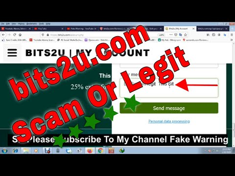 bits2u.com Scam Or Legit | Double your Bitcoin | Best Mining Site 2020 |Legit bitcoin investment2020