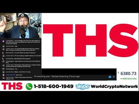 Monday Morning Talk Show #LIVE (2020-03-30) - Coronavirus, Bitcoin, Politics, News & More