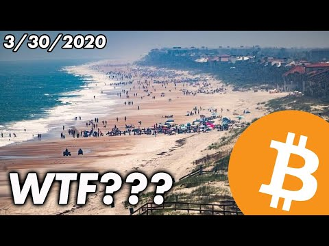 Social Distancing Ignored | Bitcoin and Cryptocurrency News