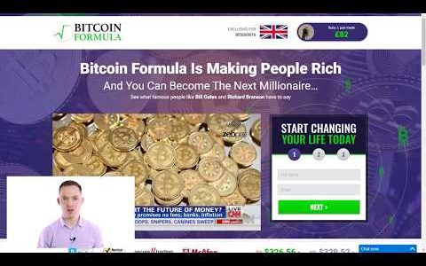 BITCOIN FORMULA – Is it a Scam or Not?