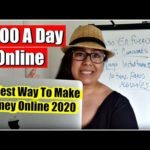 (2020) How To Make Money Online Fast & Easy | Earn Money Online Fast 2020