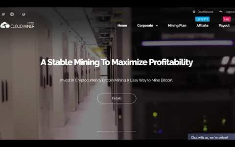 CLOUD MINER NEW FREE BITCOIN CLOUD MINING SITE 2020  EARN BITCOIN
