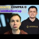 Binance comprou o CoinMarketCap, Makerdao adiciona USDC, Drop no Hashrate do Bitcoin