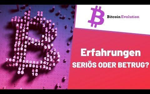 Bitcoin EvolutionScam, Bitcoin EvolutionBetrug, Bitcoin EvolutionFake?