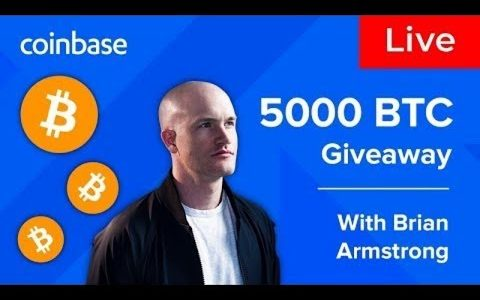 Brian Armstrong News: Coinbase Pro, Bitcoin Mining, BTC Price | Stay Home Now